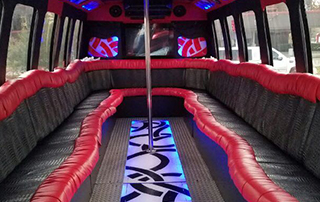 party bus dfw