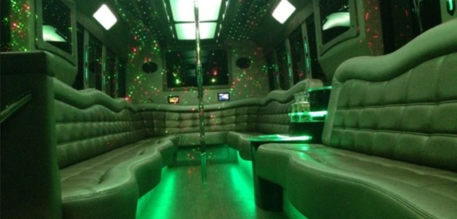 Luxury affordable party mini buses passenger van in for 1234 get on the dance floor mp3