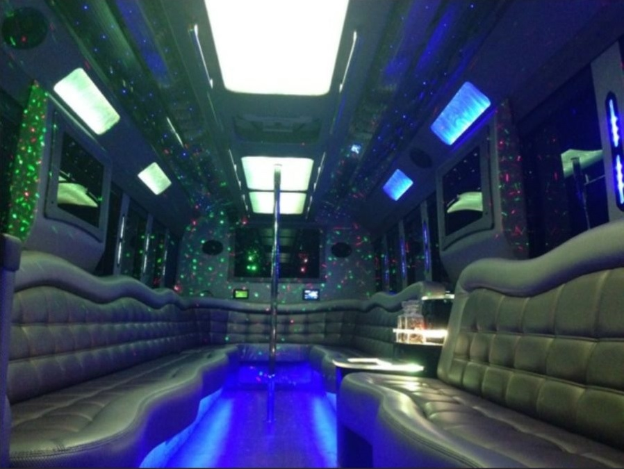 Dallas Love Field Car Rental >> Affordable Party Mini Buses & Limo Bus Dallas DFW TX | 14 to 42 Passengers