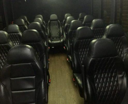 Minibus Rentals Dallas