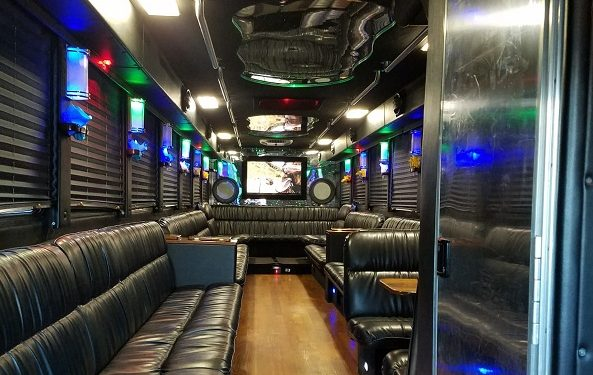 44 pax party bus inner 1