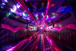 Party Bus and Vans Service in Dallas TX